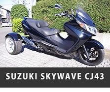SUZUKI SKY WAVE CJ43