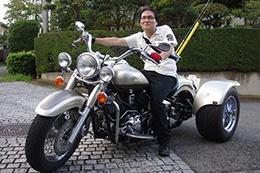 DS1100トライク、川崎市、H様