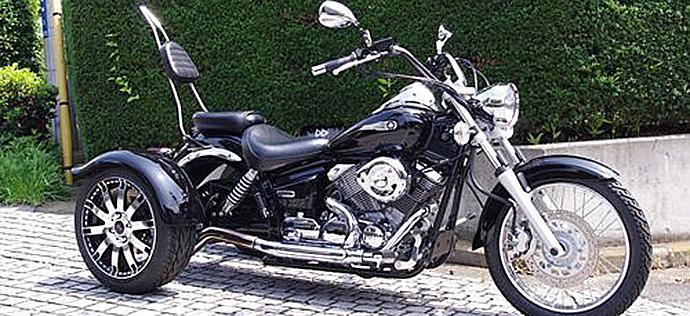 Boltoora-SA YAMAHA DRAGSTER 250