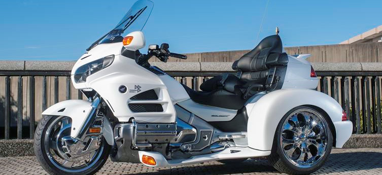 CHAMPION TRIKES HONDA GL1800 GOLD WING
