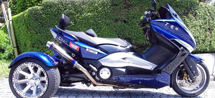 Boltoore-SS YAMAHA TMAX 500