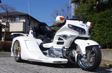 GOLDWING GL1800 TRIKE EUGENIO