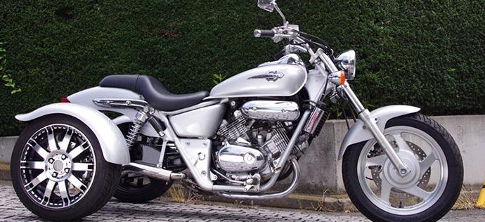 Boltoora-SA HONDA V-TWIN MAGNA 250