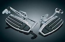 GOLDWING GL1800 TRIKEドライバー フロアボードセット