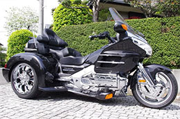 GOLDWING GL1800 TRIKE SC68 STANDARD