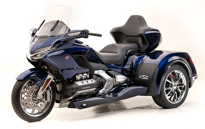 GOLDWING GL1800 SC79 TRIKE CSC