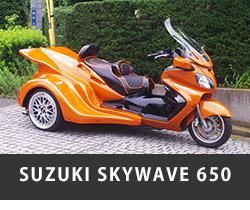 SUZUKI SKYWAVE650